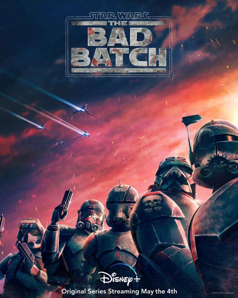 Star Wars The Bad Batch : Les NOUVELLES de la série Img_2072