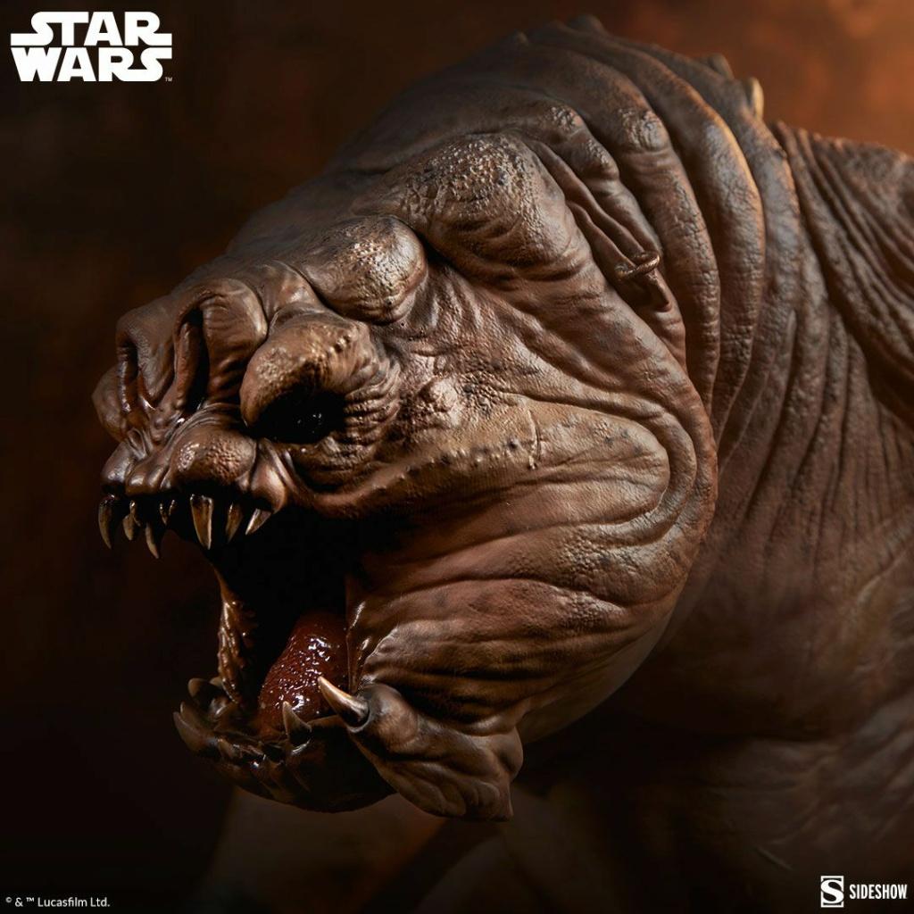 Rancor Statue (2021) - Star Wars - Sideshow Img_2074