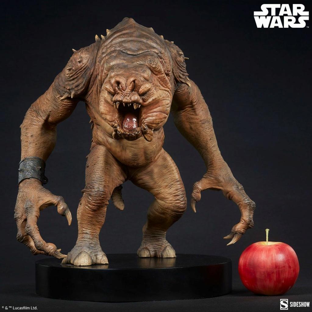 Rancor Statue (2021) - Star Wars - Sideshow Img_2075