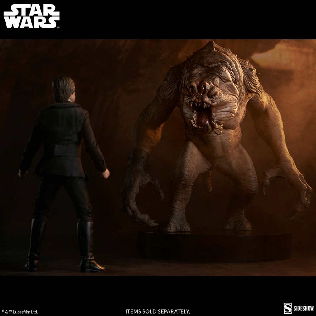 Rancor Statue (2021) - Star Wars - Sideshow Img_2076