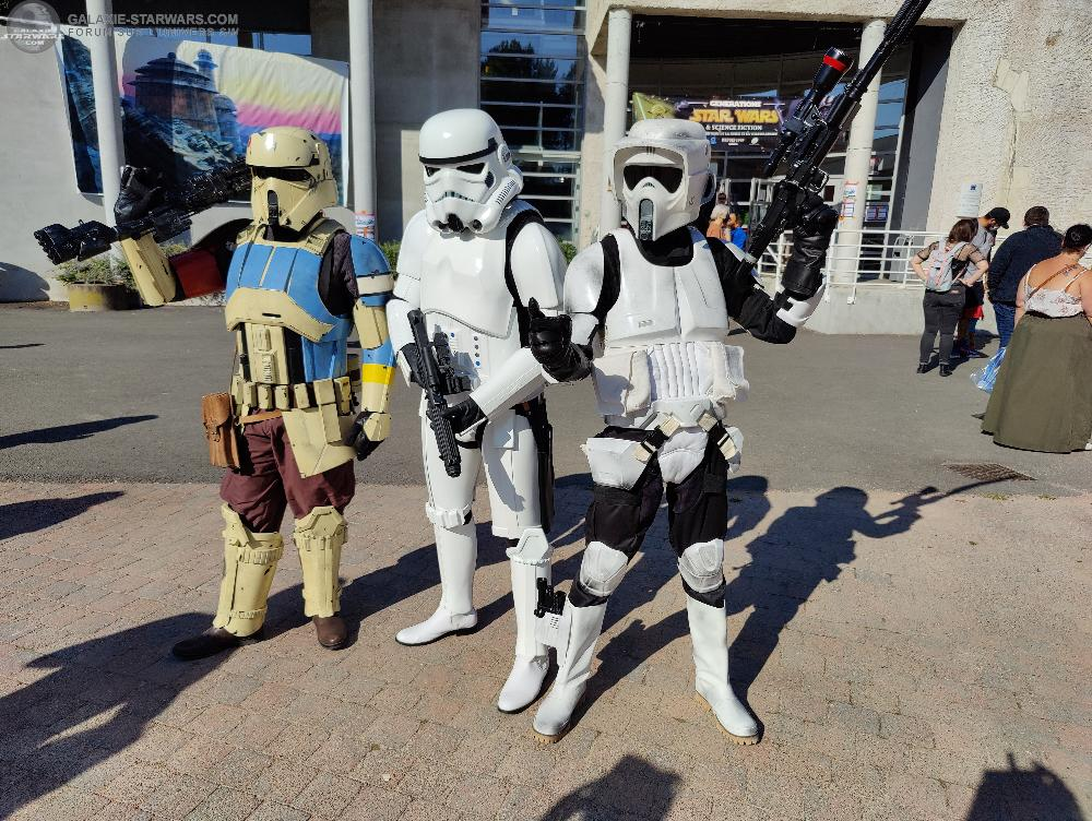 Générations Star Wars et SF 2021 - 11 et 12 septembre 2021  Img_2134