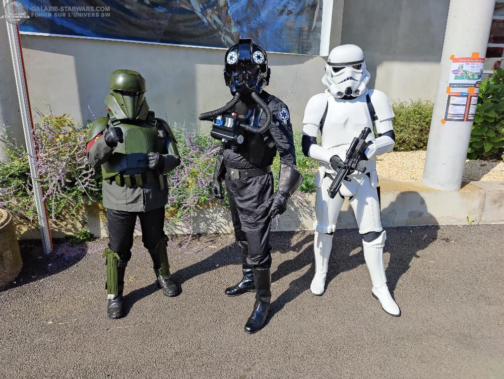 Générations Star Wars et SF 2021 - 11 et 12 septembre 2021  Img_2139