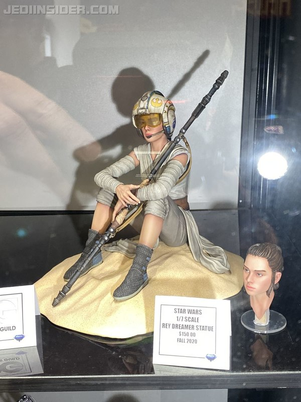 Star Wars Rey Dreamer Statue Statue - 1/7 Scale Img_9010