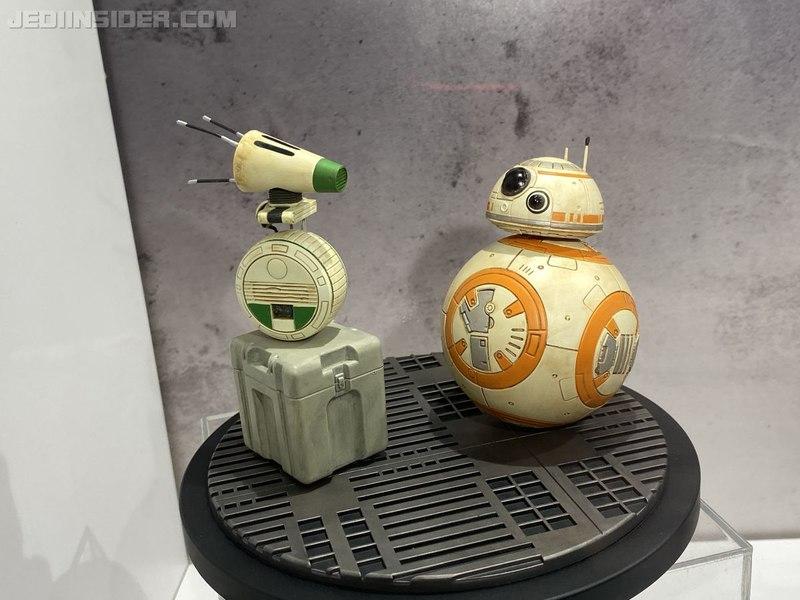 Star Wars BB-8 & D-0 ARTFX Statue - Kotobukiya Img_9210