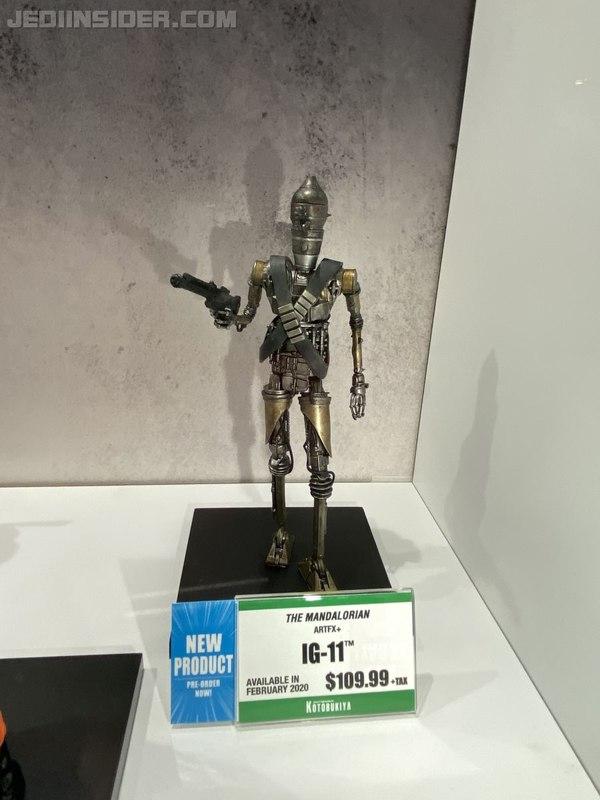 Star Wars IG-11 ARTFX+ Statue - Kotobukiya Img_9211