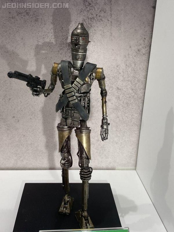 Star Wars IG-11 ARTFX+ Statue - Kotobukiya Img_9212
