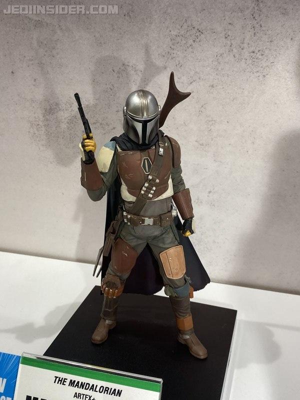 Star Wars The Mandalorian ARTFX+ Statue - Kotobukiya Img_9213