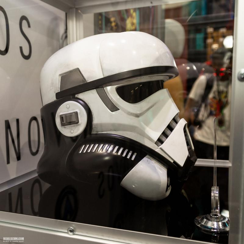 ANOVOS STAR WARS - Imperial Patrol trooper Helmet Impera12