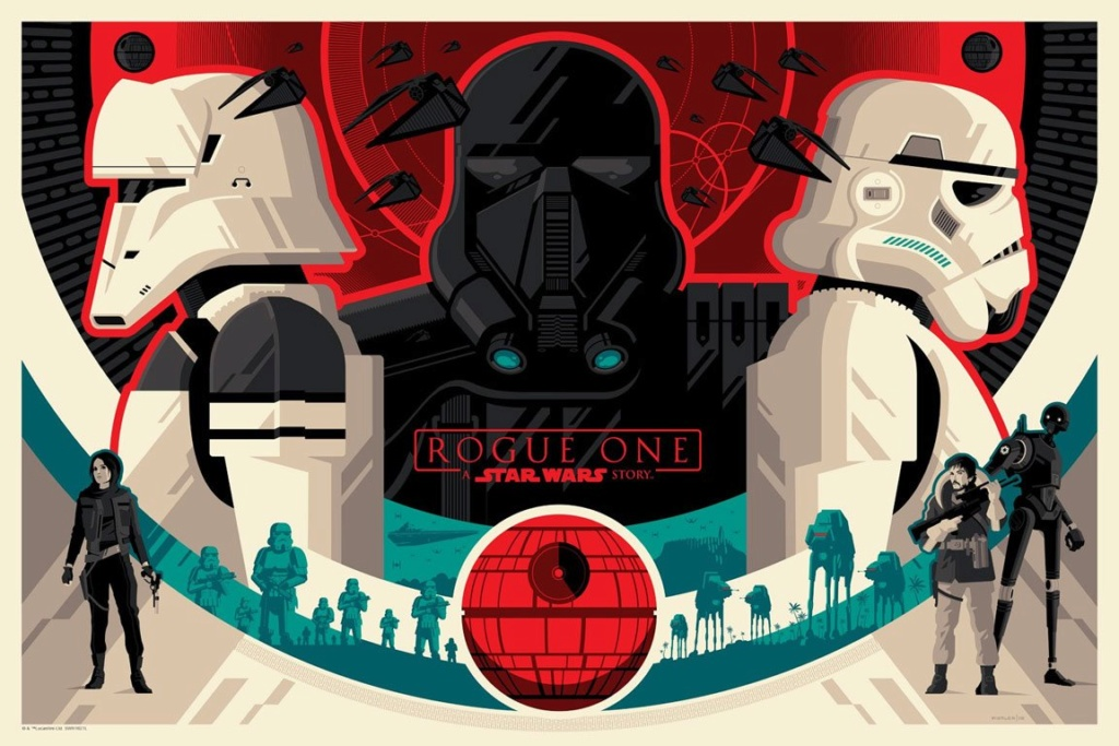 Dark Ink - Star Wars Imperial Forces + variant Imperi10