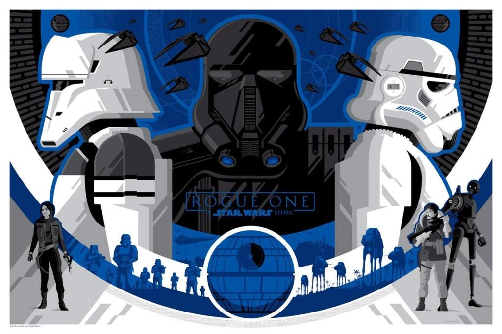 Dark Ink - Star Wars Imperial Forces + variant Imperi11