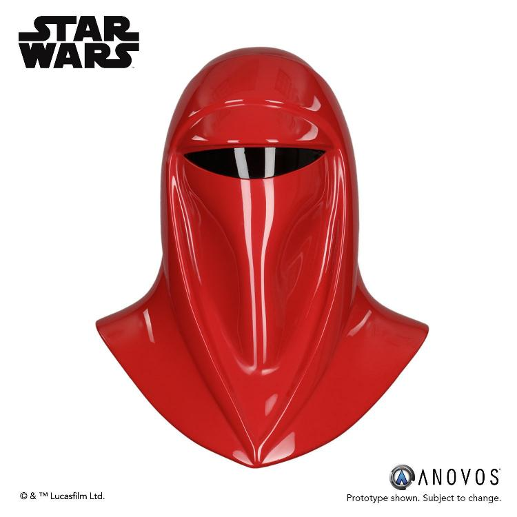 ANOVOS STAR WARS - Imperial Royal Guard Helmet Accessory Imperi12