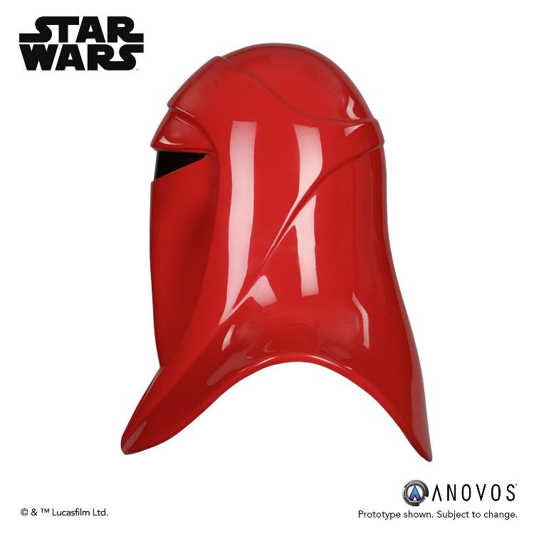 ANOVOS STAR WARS - Imperial Royal Guard Helmet Accessory Imperi14