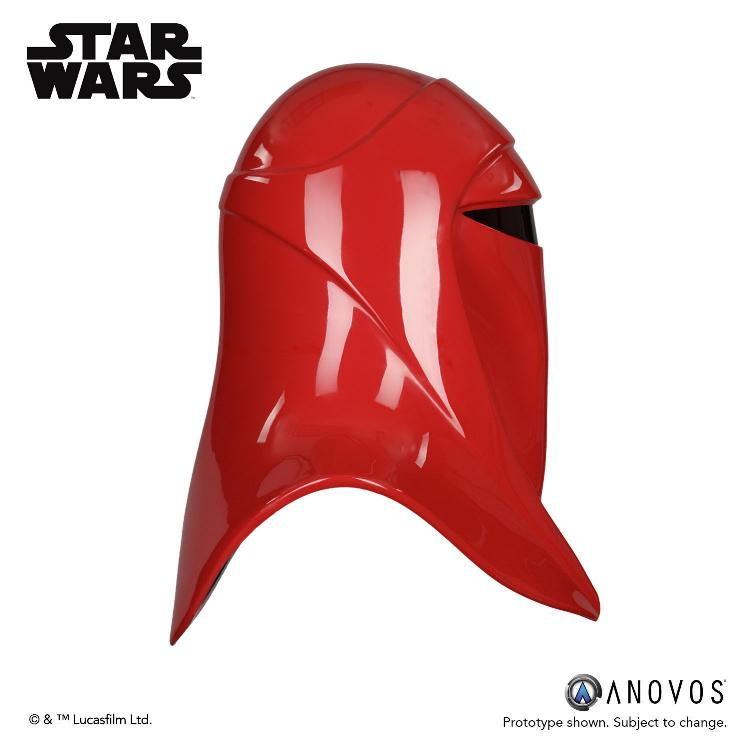 ANOVOS STAR WARS - Imperial Royal Guard Helmet Accessory Imperi15