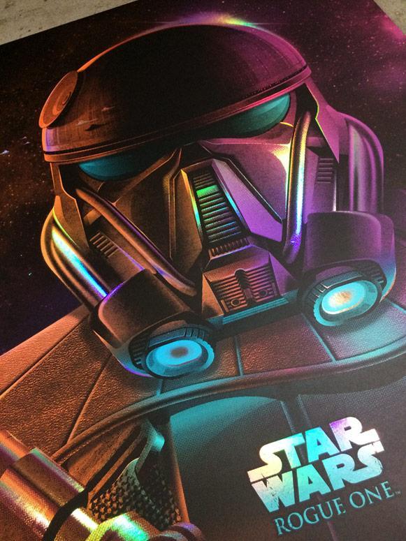 Star Wars Imperial Death Trooper + Variant - Dark Ink Imperi18