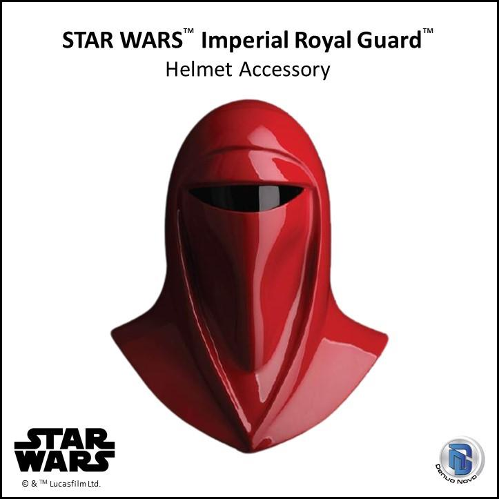DENUO NOVO STAR WARS - Imperial Royal Gard Helmet Imperi20