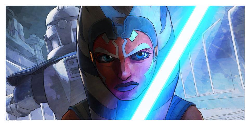 In Violation of Order 66 - Artwork Star Wars - ACME Archives In_vio10
