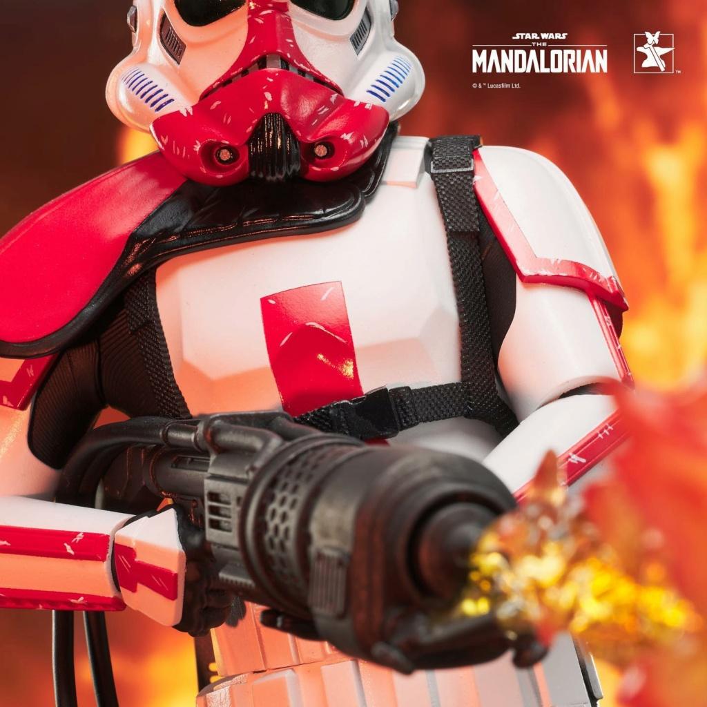 Incinerator Trooper Premier Collection Statue - Gentle Giant Incine34