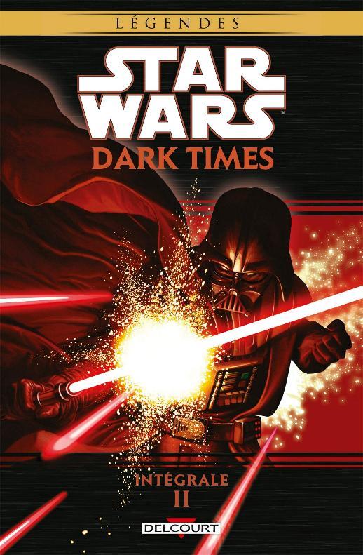 Star Wars - Dark Times Intégrale Tome 2 - DELCOURT Integr10