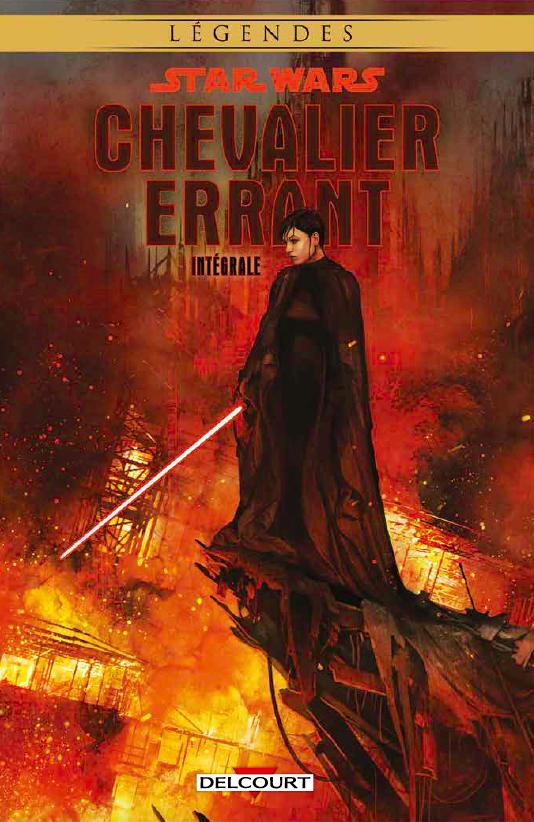 Star Wars Chevalier Errant - Intégrale - DELCOURT Integr10