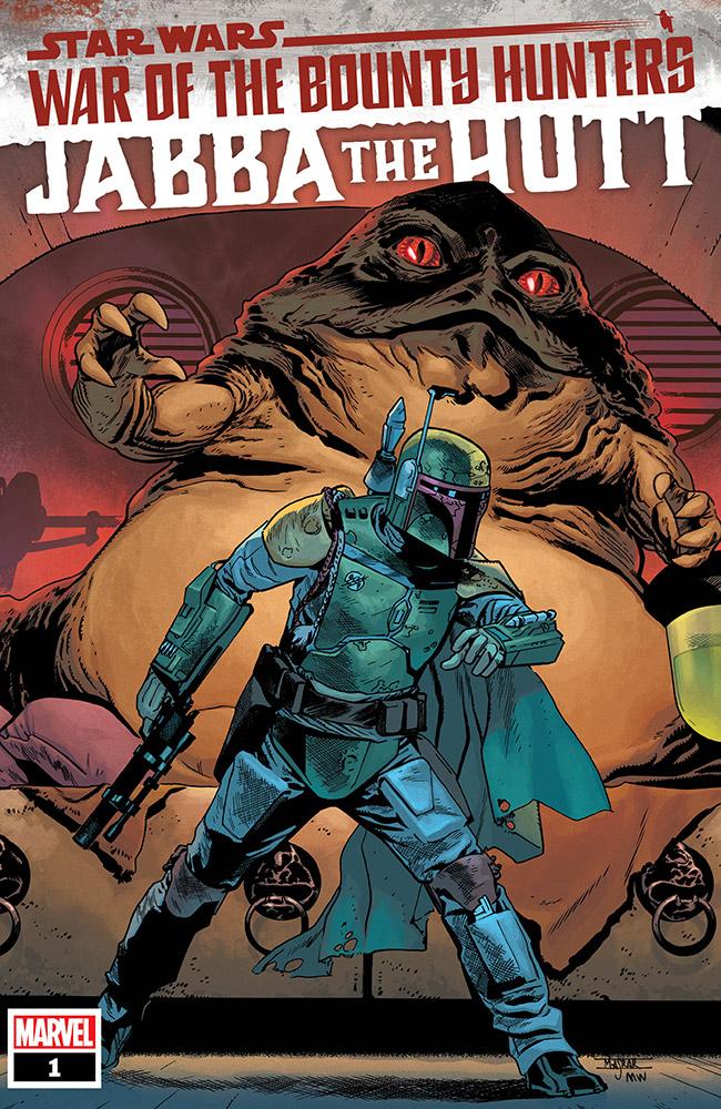 Star Wars : War of the Bounty Hunters - Les ONE SHOT Jabba-10