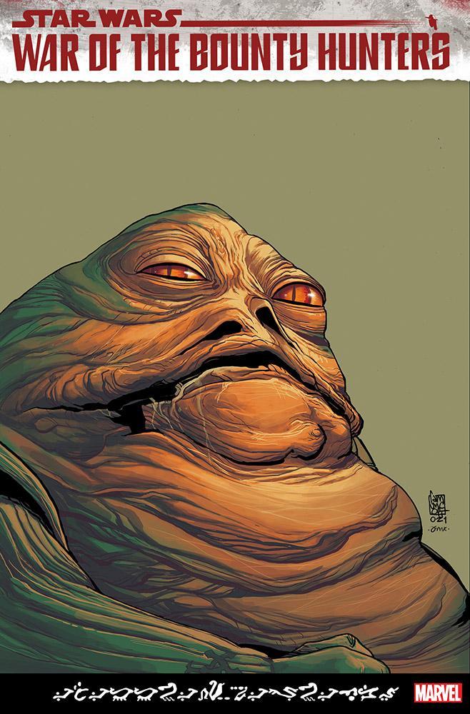 Star Wars : War of the Bounty Hunters - Les ONE SHOT Jabba-11