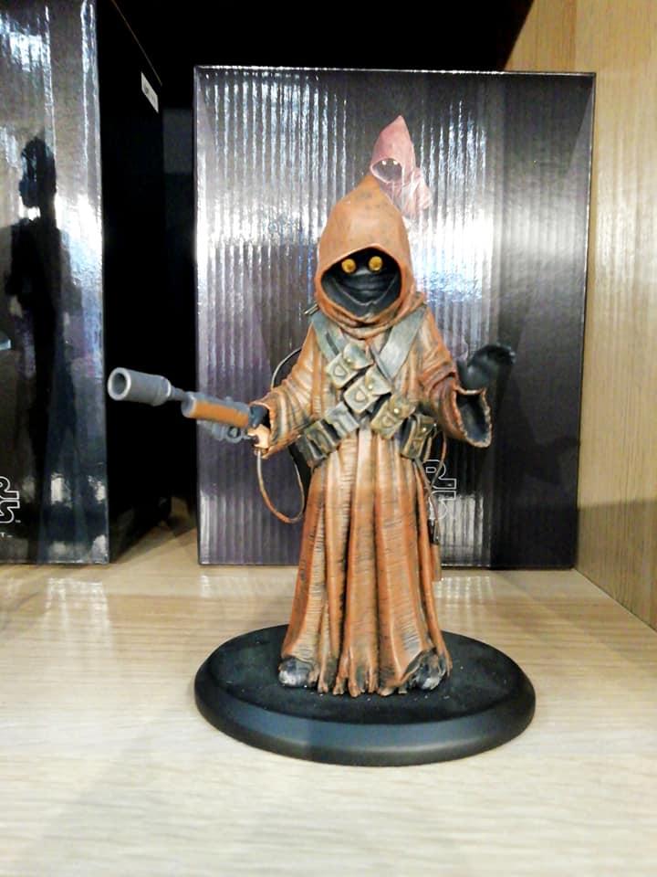 ATTAKUS - Star Wars Elite Collection 1/10 Jawa Statue Jawa_010