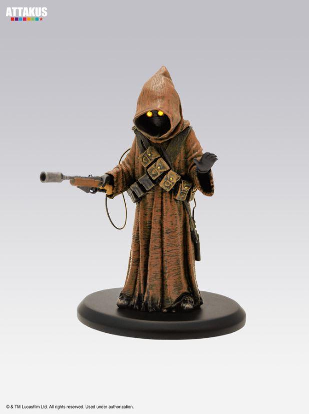 ATTAKUS - Star Wars Elite Collection 1/10 Jawa Statue Jawa_011