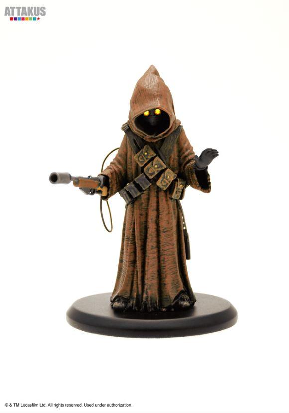 ATTAKUS - Star Wars Elite Collection 1/10 Jawa Statue Jawa_012