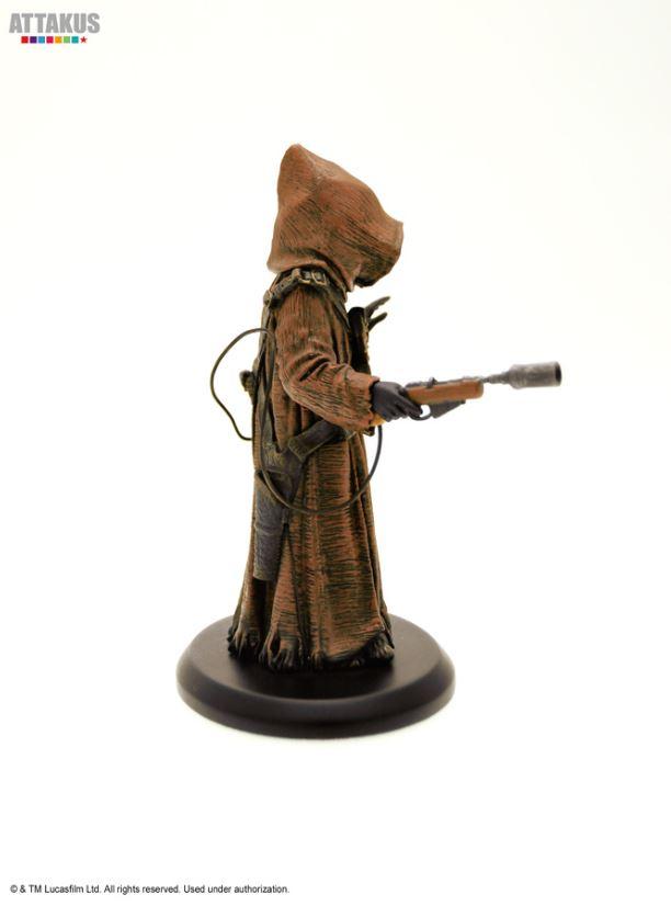ATTAKUS - Star Wars Elite Collection 1/10 Jawa Statue Jawa_013