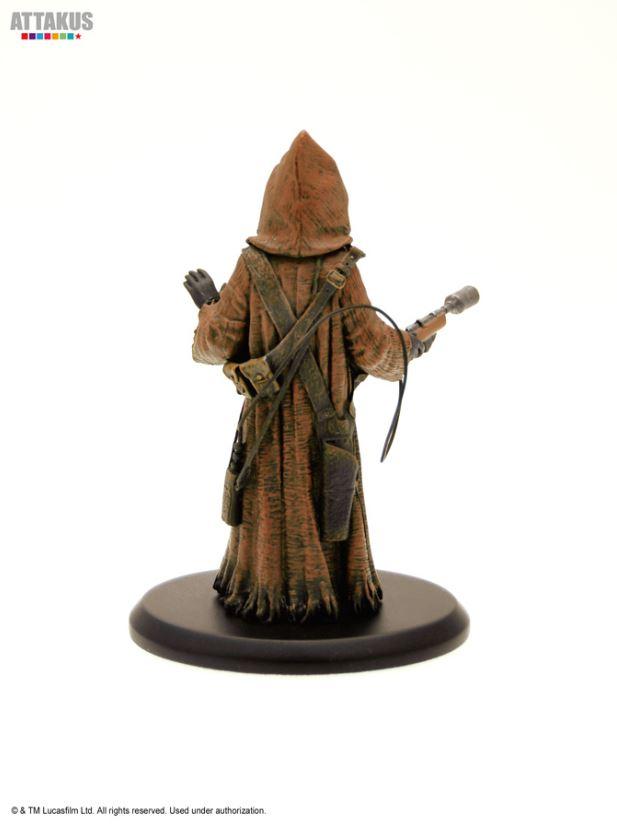 ATTAKUS - Star Wars Elite Collection 1/10 Jawa Statue Jawa_014