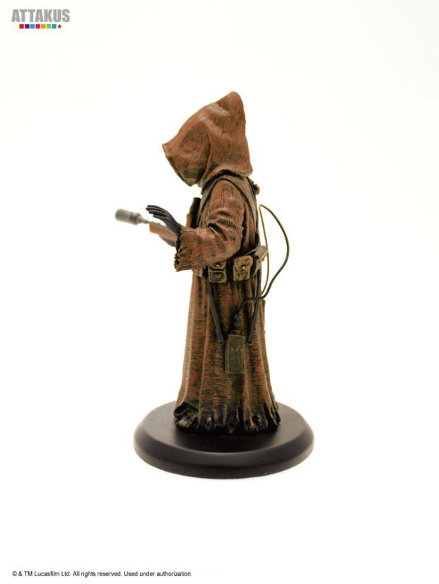ATTAKUS - Star Wars Elite Collection 1/10 Jawa Statue Jawa_015
