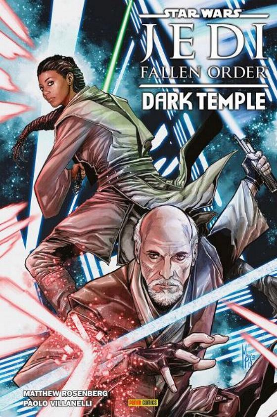 STAR WARS JEDI: FALLEN ORDER DARK TEMPLE - PANINI Jedi_f15