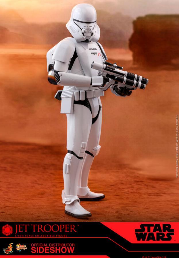 Star Wars Jet Trooper Sixth Scale Figure - Hot Toys Jet-tr11