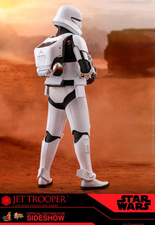 Star Wars Jet Trooper Sixth Scale Figure - Hot Toys Jet-tr13