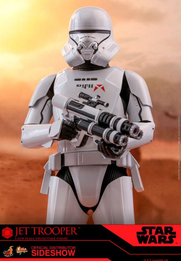 Star Wars Jet Trooper Sixth Scale Figure - Hot Toys Jet-tr14