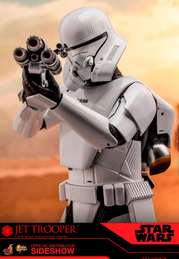 Star Wars Jet Trooper Sixth Scale Figure - Hot Toys Jet-tr15