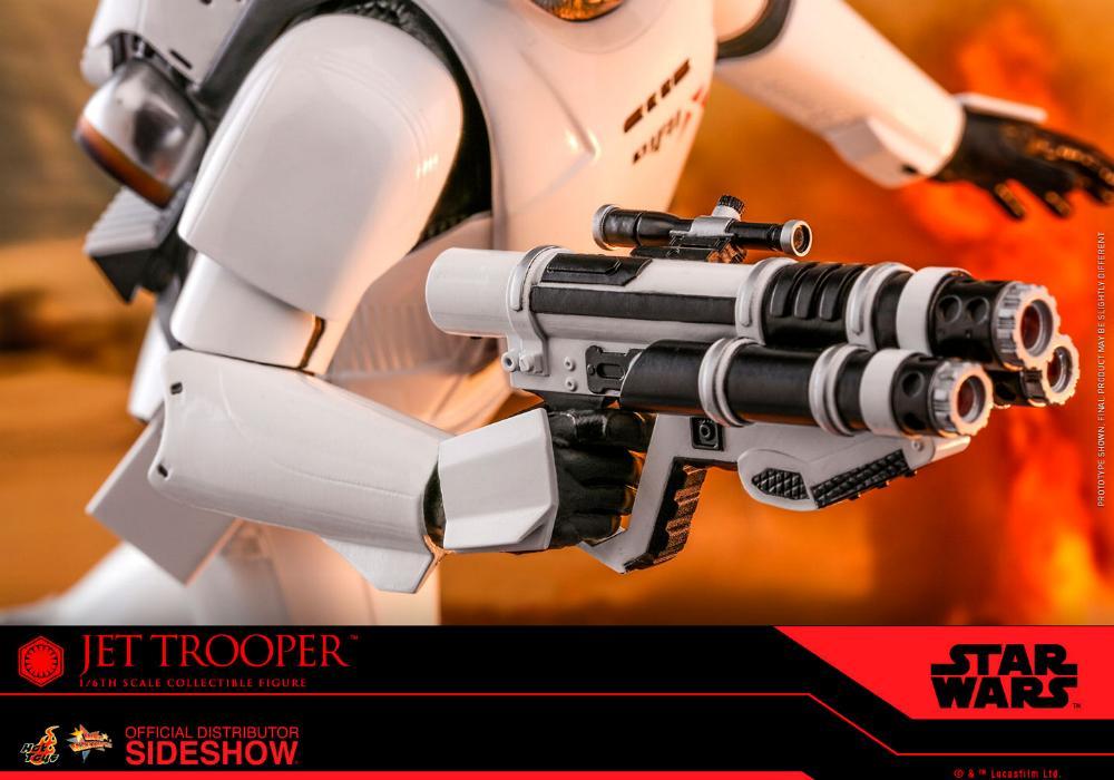 Star Wars Jet Trooper Sixth Scale Figure - Hot Toys Jet-tr23