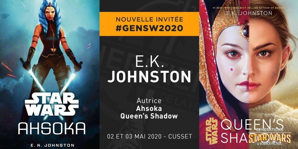 Générations Star Wars et SF 22 - 2 et 3 mai 2020 Johnst10