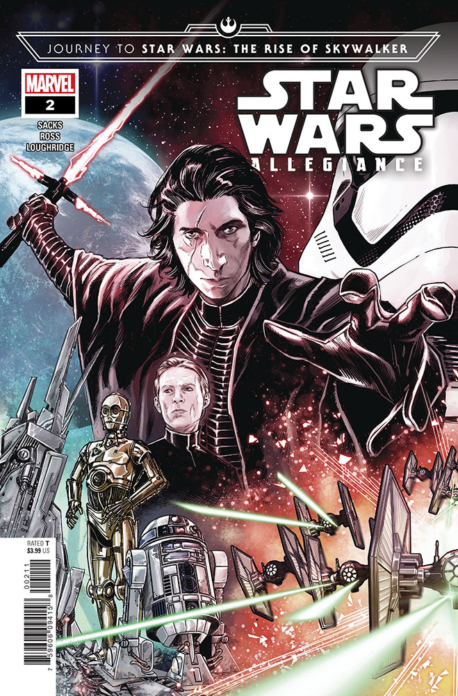 Star Wars: The Rise of Skywalker – Allegiance - MARVEL Journe10