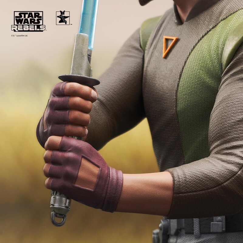Kanan Mini Bust Star Wars Rebels - Gentle Giant / DST  Kanan_13