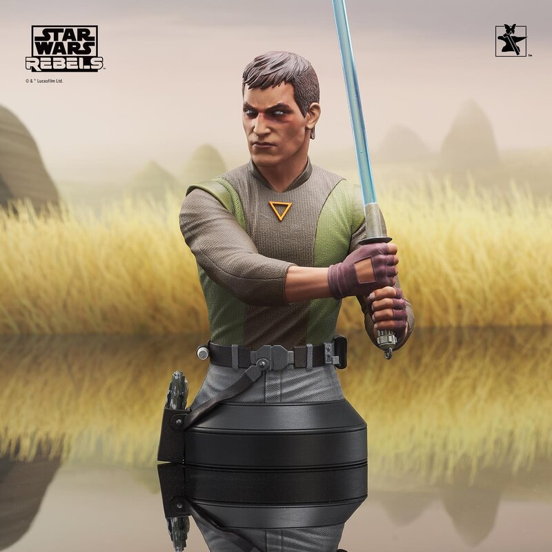 Kanan Mini Bust Star Wars Rebels - Gentle Giant / DST  Kanan_15