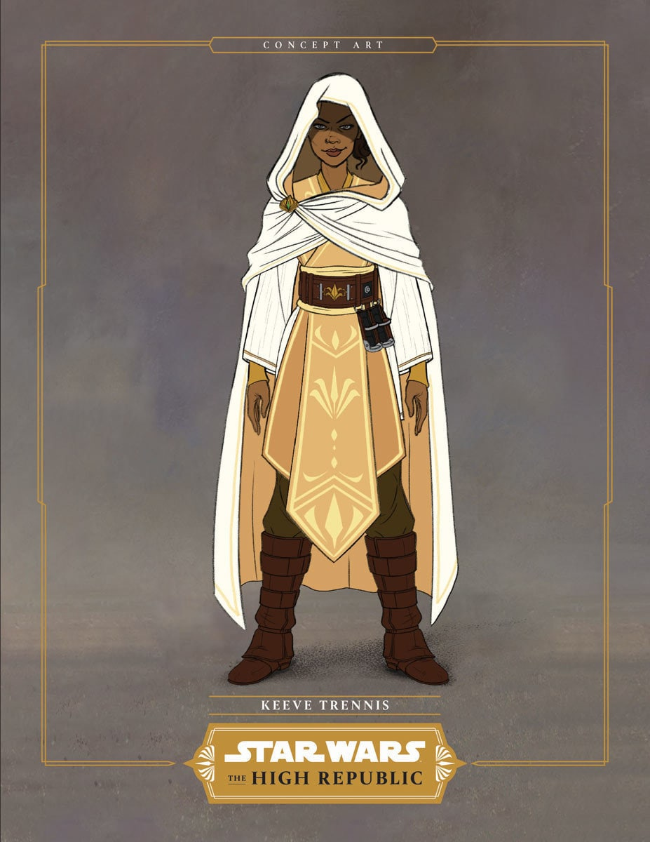 Star Wars La Haute République : Les Jedis & Padawans Keeve_12