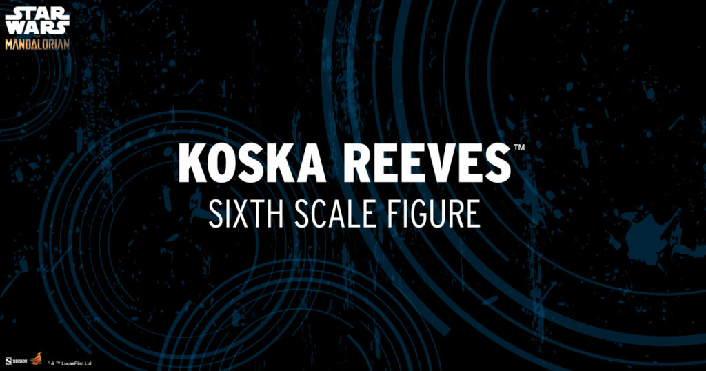 Koska Reeves Sixth Scale Figure - Hot Toys Koska_10
