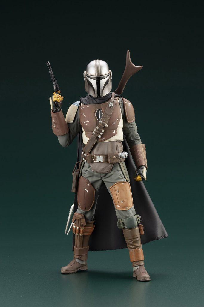 Star Wars The Mandalorian ARTFX+ Statue - Kotobukiya Kotobu10