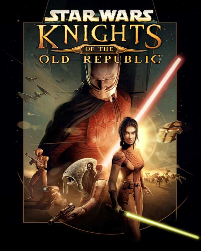 Star Wars: Knights of the Old Republic 2021 Kotor10