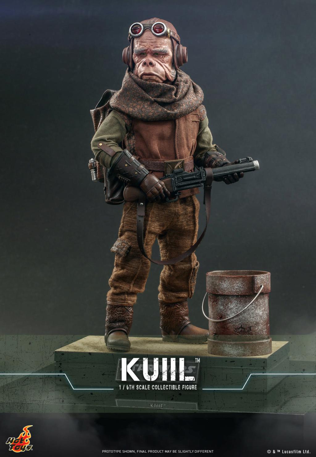 Kuiil Sixth Scale Figure – Hot Toys Kuiil_11