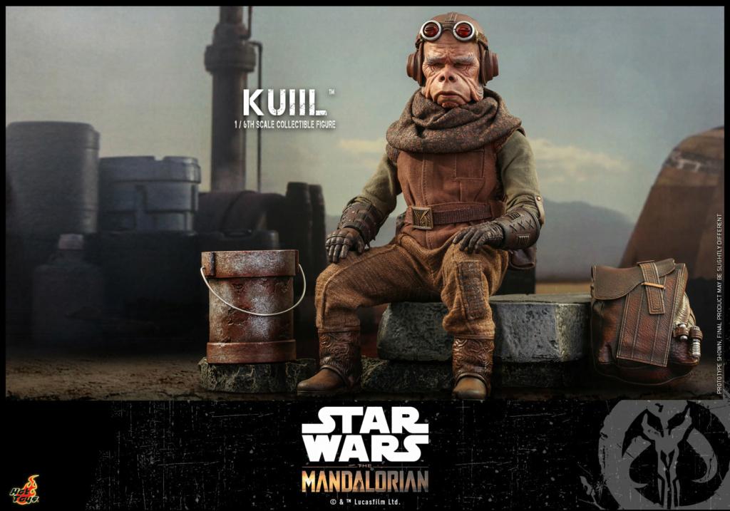 Kuiil Sixth Scale Figure – Hot Toys Kuiil_12