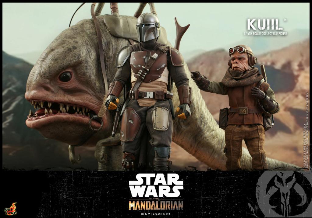 Kuiil Sixth Scale Figure – Hot Toys Kuiil_13