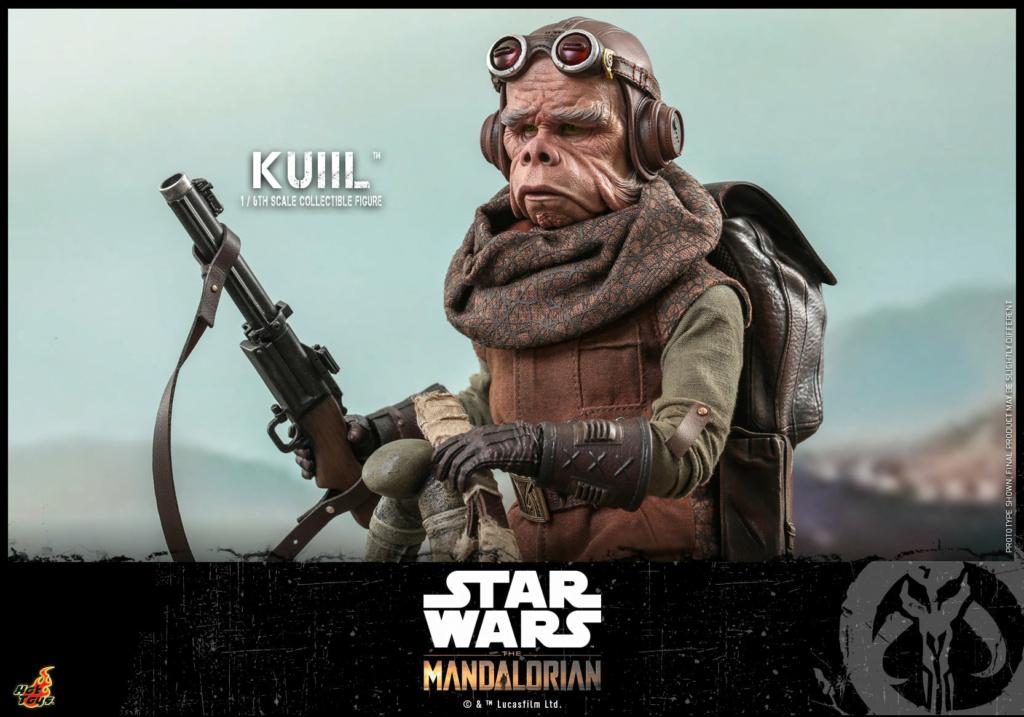 Kuiil Sixth Scale Figure – Hot Toys Kuiil_14