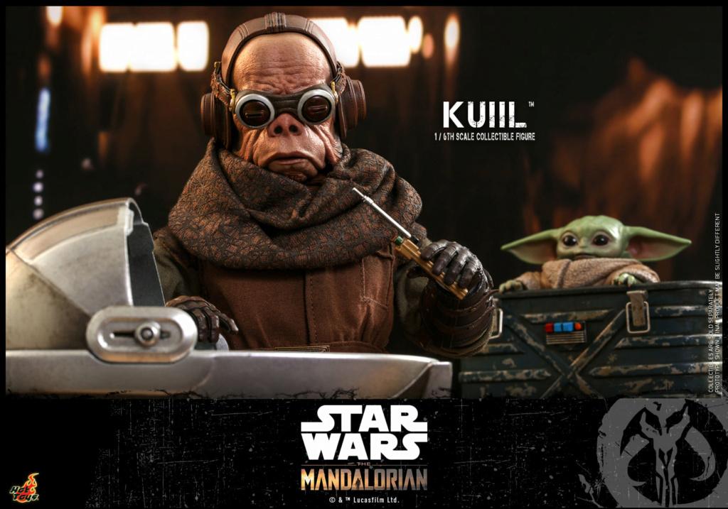 Kuiil Sixth Scale Figure – Hot Toys Kuiil_15